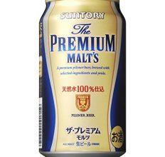 サントリープレミアムモルツ350ml缶