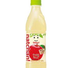 リンゴジュース430mlペットボトル