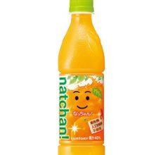 オレンジジュース430mlペットボトル